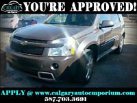 2008 Chevrolet Equinox Sport $99 DOWN EVERYONE APPROVED
