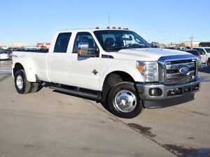 2011 Ford F-350 Lariat 4x4 SD Crew Cab 8 ft. box 172 in. WB DRW