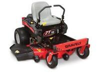 Gravely ZT42 Zeroturn Mower