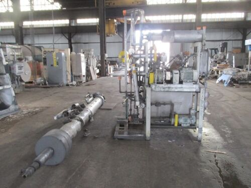 Sihi Solvent Recovery System~Liquid Ring