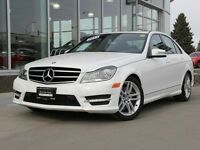 2014 Mercedes-Benz C-Class Certified | One Owner | 4Matic | Avan