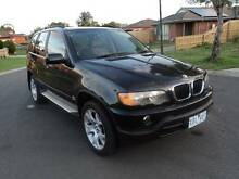 2003 BMW X5 Wagon,auto, REG.RWC Roxburgh Park Hume Area Preview