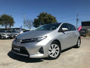 2013 Toyota Corolla ZRE182R Ascent Silver 7 Speed CVT Auto Sequential Hatchback Coopers Plains Brisbane South West Preview