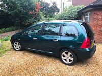 Peugeot 307 SW panoramic rooftop