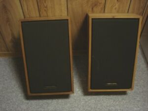 Great Sounding Realistic MC-1201 Speakers