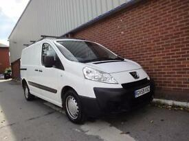 2010 PEUGEOT EXPERT 1000 2.0 HDi 120 H1 6 SPEED