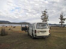 1991 TOYOTA HIACE CAMPERVAN North Hobart Hobart City Preview