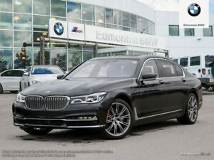2016 BMW 7 Series xDrive Individual