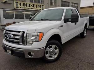 2009 Ford F-150 XLT 4X4 **WE FINANCE** ONLY 126KM!!