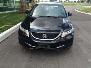 2013 Honda Civic LX,1 OWNER, No Accidents, Auto, Certified