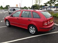 2004(04) SKODA FABIA ELEGANCE TDI FULL SERVICE HISTORY LOW RUNNING COST CHEAP TAX KEYS LOW MILE