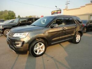 Ford Explorer 2017 XLT-4WD-Navi-7Pass-Camera-BT a vendre