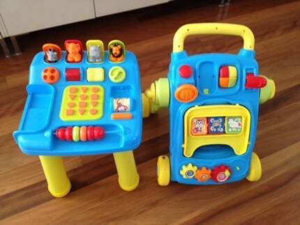 Baby Walker and Activity Station