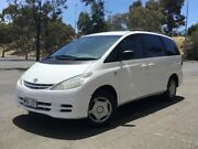 2000 Toyota Tarago ACR30R GLi White 4 Speed Automatic Wagon Mile End South West Torrens Area Preview