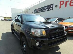 2011 Toyota Tacoma TRD Sport| SUPERCHARGED | Lift Kit | Leather
