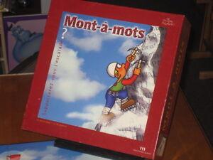 Mont-à-Mots - Supporterez-vous l'Escalade? - pour 2 à 10 joueurs