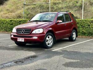 2003 Mercedes ML270 Wacol Brisbane South West Preview