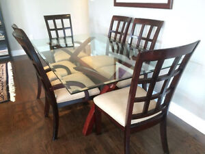 Dining Room Table Set & Bar Oakville / Halton Region Toronto (GTA) image 1