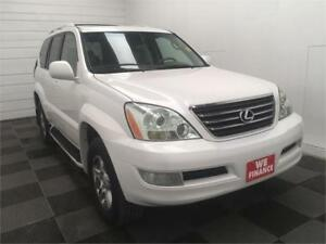 2004 Lexus GX 470 3rd Row Seating! DVD! BACK-UP Cam! Nav!