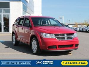 2014 Dodge Journey Canada Value Pkg A/C CAMERA