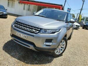 2014 Land Rover Range Rover Evoque L538 MY14 Pure Tech Orkney Grey 9 Speed Sports Automatic Wagon Sylvania Sutherland Area Preview