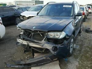 Parting out; 2007 BMW X3 3.0si Low KM!