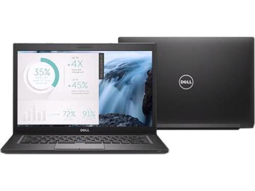 "DELL 7480 14.0"" Laptop Intel Core i5 7th Gen 7300U (2.60 GHz) 4 GB Memory"