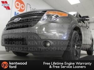 2015 Ford Explorer XLT- heated power seats, rear climate control