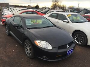 2012 Mitsubishi Eclipse GS Coupe 2Dr Only 72,000 km