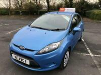 2012 Ford Fiesta 1.2 EDGE 5DR Hatchback Petrol Manual