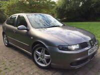 2004 SEAT Leon 1.8 20v Turbo Cupra 210 bhp