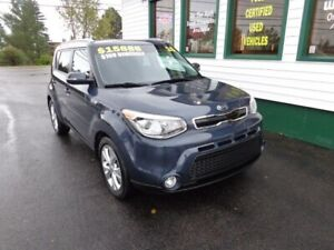 2015 Kia Soul EX+ for only $169 bi-weekly all in!