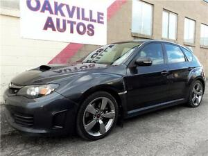 2010 Subaru Impreza WRX STI CANADIAN SAFETY WARRANTY INCL 300HP