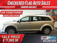 2011 Dodge Journey-HEATED SEATS- HANDS FREE PHONE-ONLY 86,400KM! Calgary Alberta Preview