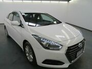 2015 Hyundai i40 VF 2 Upgrade VF2 ACTIVE White 6 Speed Automatic Sedan Albion Brimbank Area Preview
