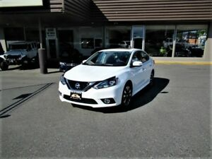 2017 Nissan Sentra SR TURBO - 6 SPEED MANUAL
