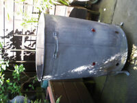 garden bin incinerator