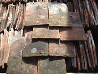 Reclaimed Kent Peg Tiles For Sale