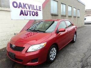 2009 Toyota Corolla CE-no accident- 5 speed