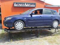 Mazda 3 2006 Hatchback Saguenay Saguenay-Lac-Saint-Jean Preview