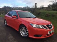 2008 SAAB 93 1.9 TID LINEAR SE DIESEL 78542 MILES FULL SERVICE HISTORY MOTD IMMACULATE CONDITION