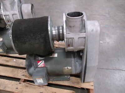 Sonic Air Systems Single Stage Centrifugal Blower - Model 100 W 15 Hp Motor