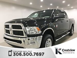 2012 Ram 3500 SLT Mega Cab | Navigation | Remote Start