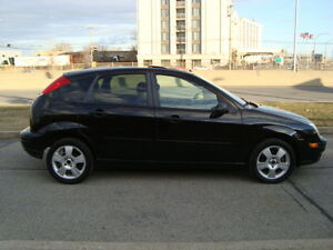2007 FORD FOCUS SES HATCHBACK SNOW TIRES''GST INCLUDED'''' West Island Greater Montréal image 5