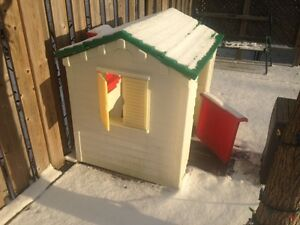 Outdoor playhouse for sale