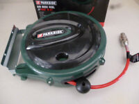 AIR HOSE REEL 10 METRE AUTOMATIC REWIND,WALL OR CEILING MOUNTED(NEW)
