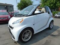 2013 SMART FORTWO CABRIOLET (21,000 KM, NAVI, BLUETOOTH, FULL!!)
