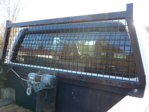 2011 Ford Pickup Truck back rack