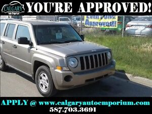 2008 Jeep Patriot Sport/North 4dr Front-wheel Drive