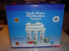 WATER FILTER & PURIFIER UNDER SINK WITH TAP Nerang Gold Coast West Preview